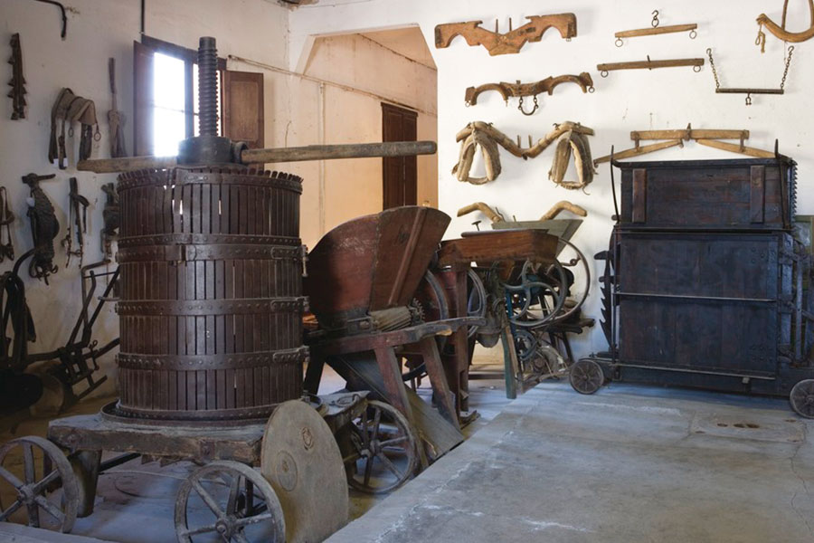 Museo del aceite y del mundo rural de Castelldans