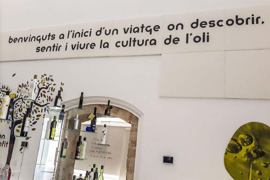 Centro de la Cultura del Aceite de Cataluña (CCOC)