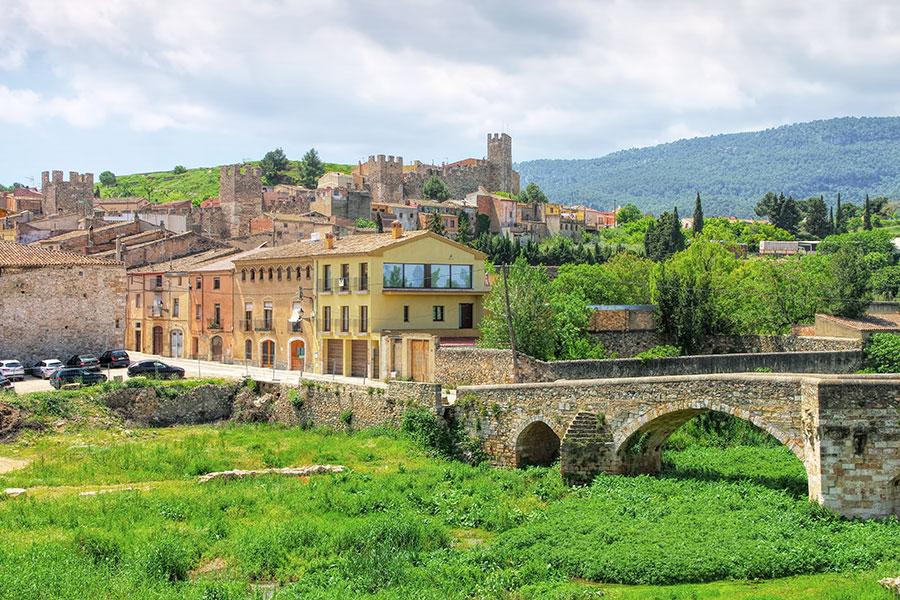 Ciudad medieval de Montblanc
